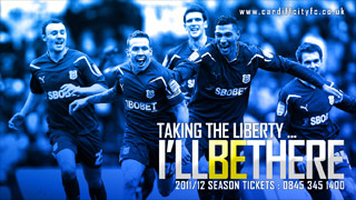Swansea vs. Cardiff - Taking the Liberty